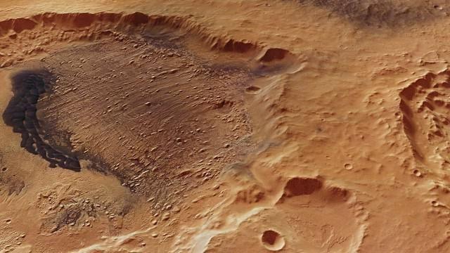 На Марсі знайшли воду