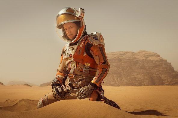 На Марсі виявили воду