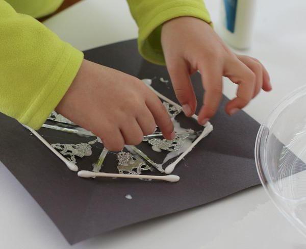 Фото - Зимові вироби своїми руками для дитячого садка і для школи з природного матеріалу (фото)