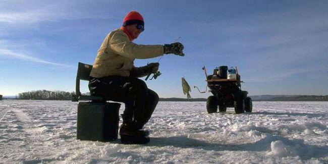 Фото - Зимова риболовля в Карелії: особливості лову