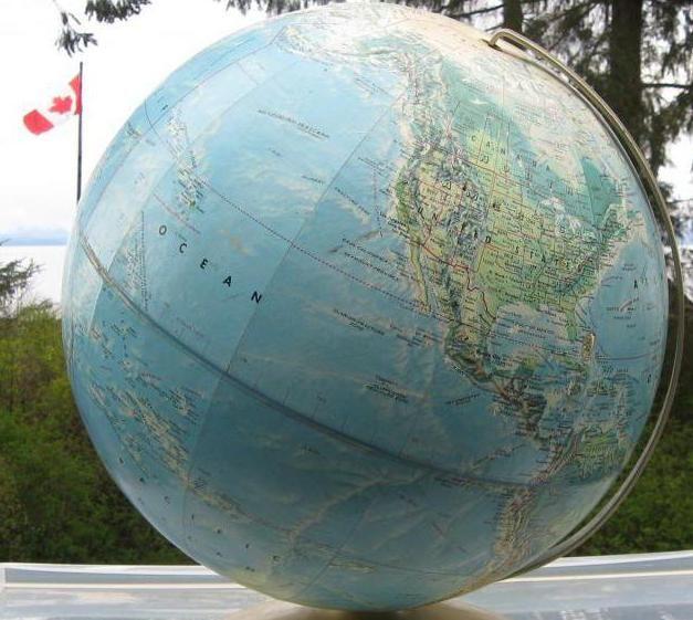 Хто створив перший глобус?