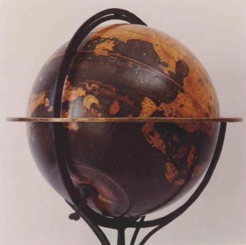 Перший глобус 1492