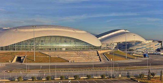 Фото - Знамениті стадіони Росії