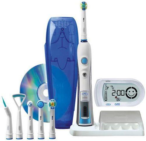 зубні щітки для чищення брекетів