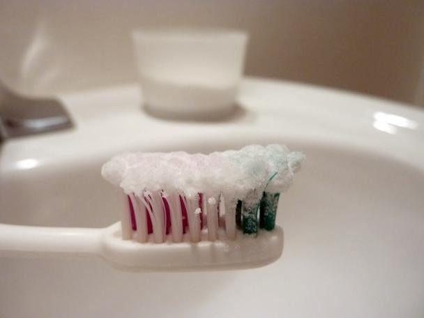 зубний порошок шкода і користь